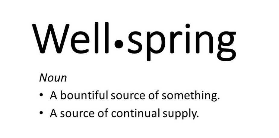 Well•spring cropped