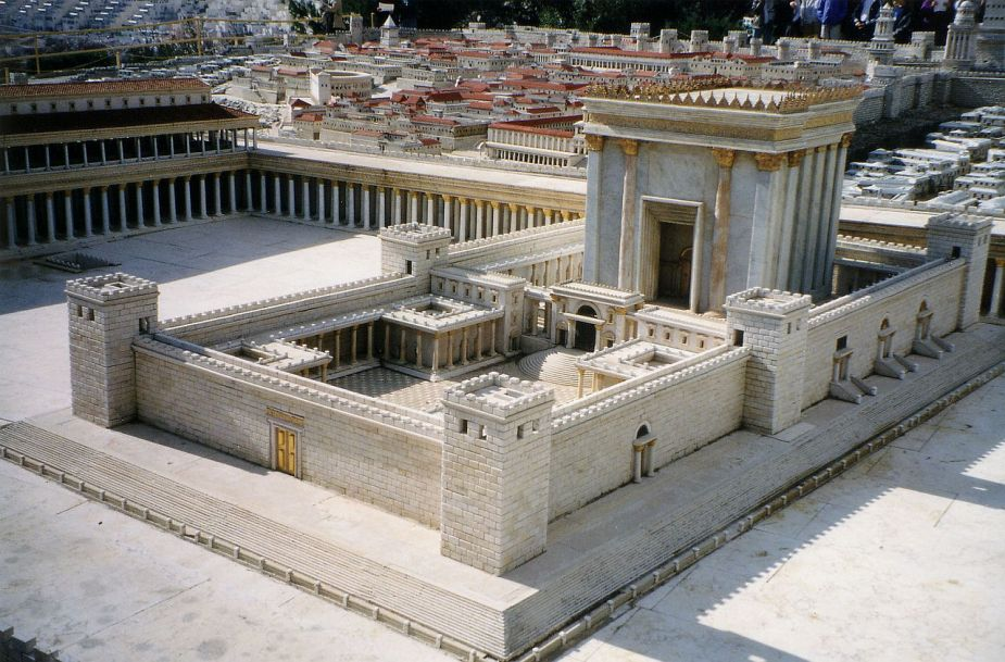 TemplyModelinJerusalemMuseum