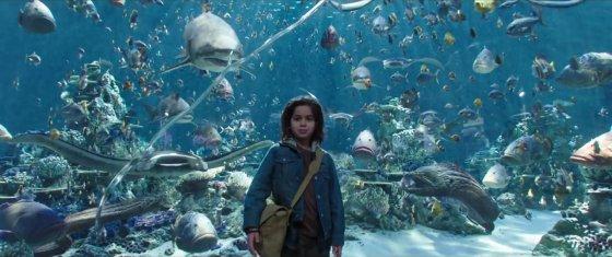 Aquaman arthur aquarium