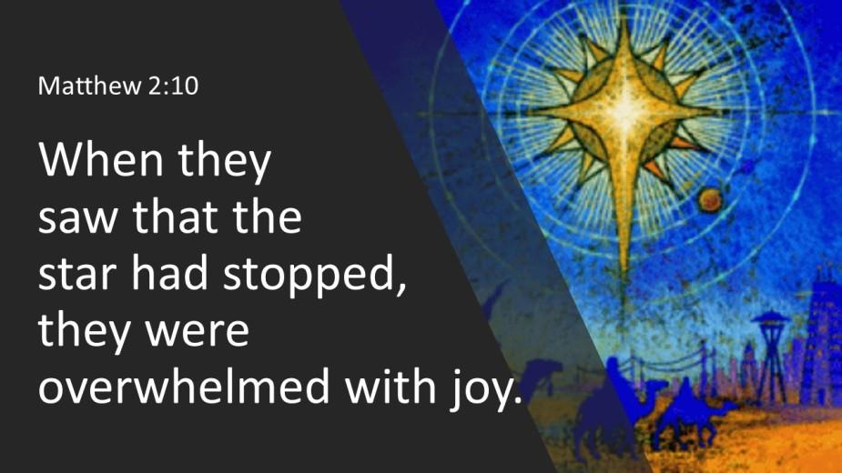 Matthew 2.10