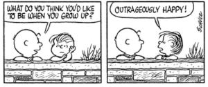 Peanuts Jan 11 1960 part 2