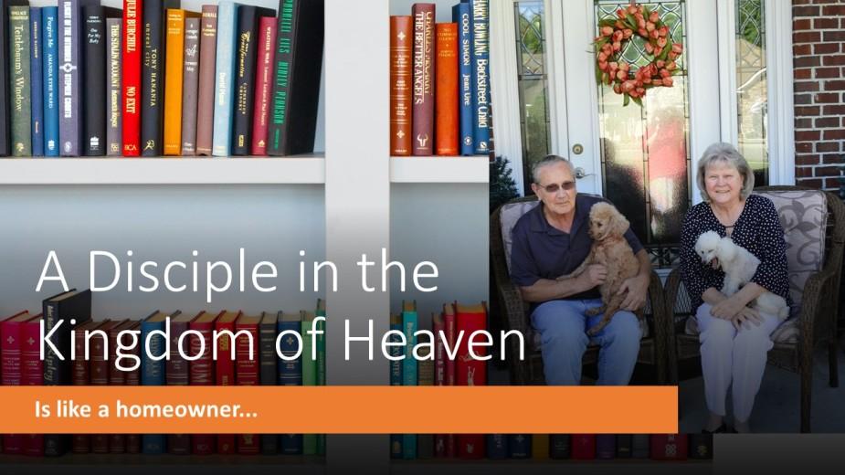 Disciple Homeowner